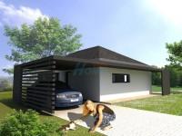 RD Dražovice, pozemek 704 m2, nízkoenerg. novostavba