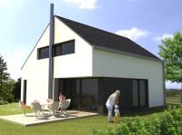 Nízkoenergetická novostavba 5+kk, 130 m2